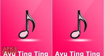 Lagu ayu ting ting sambalado