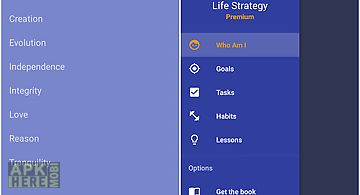 Life strategy