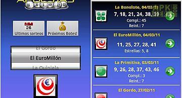Lotoapuestas spanish lottery
