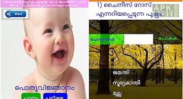 Malayalam gk advanced