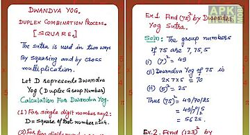 Vedic maths - complete