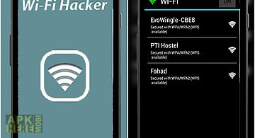 Hack wifi password defender for Android free download at Apk