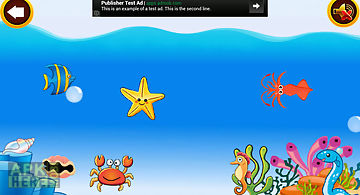 Baby undersea adventure
