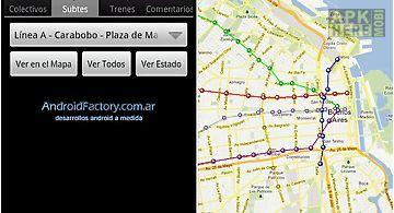 Decolectivos - buses argentina