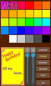 Greeting card editor for android free download at apk here store greeting card editor greeting card editor m4hsunfo