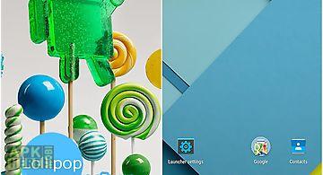 Lollipop launcher