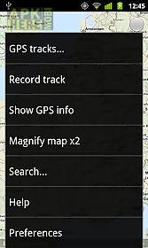 mapson free: offline map