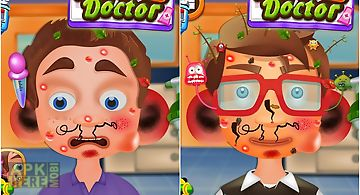Face doctor - kids game