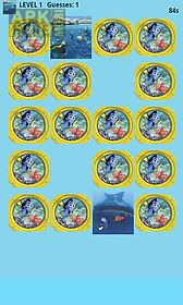 finding nemo memory game free