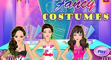 Fancy costumes dress up games