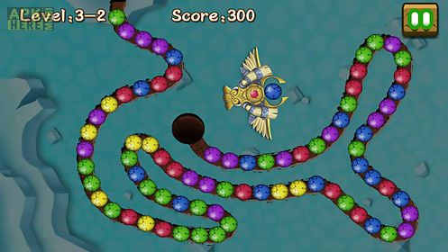 Jungle marble blast for Android free download at Apk Here