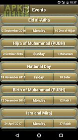 omani calendar
