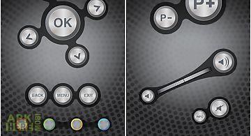Sharp smart remote