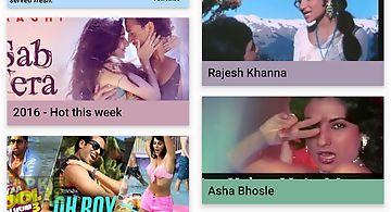 Top hindi songs & videos free
