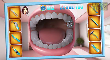 Virtual dentist surgery