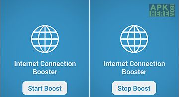 Super internet booster for Android free download at Apk Here store