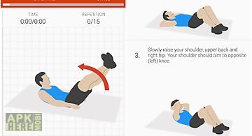 Abs workout ii