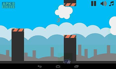 flying gorilla