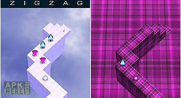 Infinite zigzag