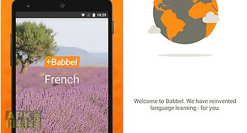 Learn french with babbel
