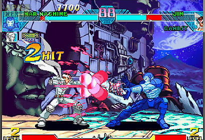 Marvel vs  capcom: clash of super heroes for Android free download