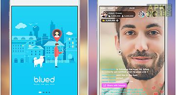 Blued-gay social, live, chat