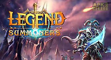 Legend summoners