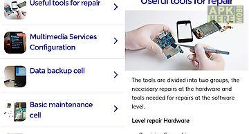 Repair cell phones