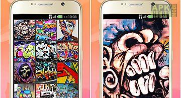 Awesome graffiti wallpaper