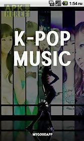 k-pop music