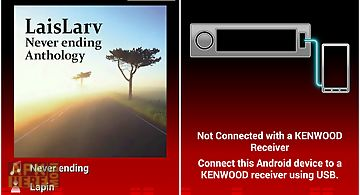 Kenwood smartphone control for Android free download at Apk Here