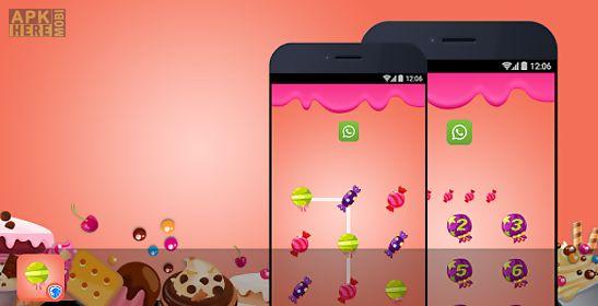 applock theme - sugar
