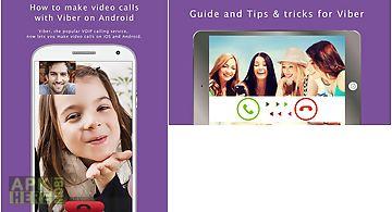 Easy guide for viber messenger