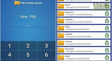 File & folder secure