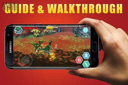 lego jurassic world game apk free download