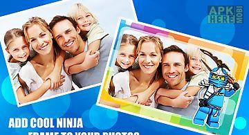 Ninja photo frame