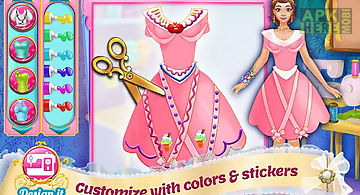 Design it! princess makeover