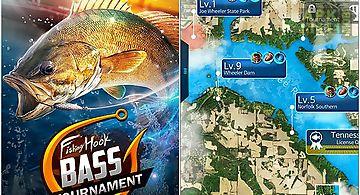 Fishing hook: bass tournament