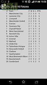 epl 2016-17 fixtures
