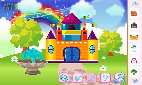 princess castle decoration