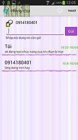tin nhắn mật | tin nhan mat
