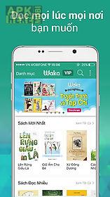 waka – sách và tạp chí Điện tử
