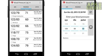 blood pressure tracker for android free download at apk here store