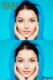 eye color booth