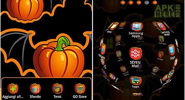 Halloween theme for Android free download at Apk Here store ...