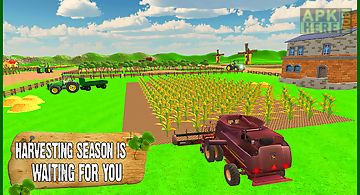 Harvesting season 2016