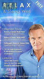 relax & sleep well hypnosis
