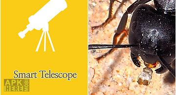 The smart telescope-magnifier