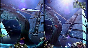 Atlantis 3d free lwp Live Wallpa..