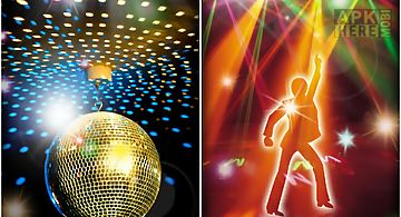 Disco light  Live Wallpaper